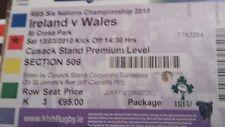 Ireland Wales 6 nations.2010 @ Croke Park