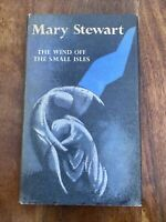 Mary Stewart - The Wind off the Small Isles - Hardback - 1968