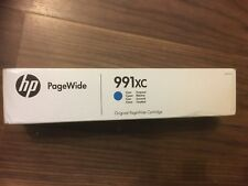 GENUINE HP 991X CYAN MOK06X Ink Cartridge Page Wide High Yield VAT INCLUDED