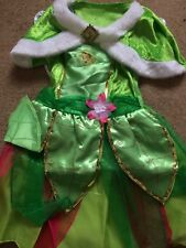 Marks & Spencer Disney Tinkerbell Dress with Cape Age 3-4 years BNWT