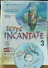 TERRE INCANTATE VOL.3 con DVD - E.LAVAZZA R.BISSACA M.PAOLELLA - LATTES