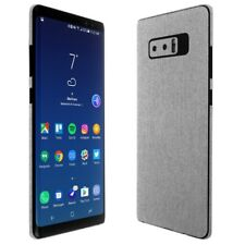 Skinomi Brushed Aluminum Skin+Clear Screen Protector For Samsung Galaxy Note 8