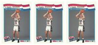 (3) 1991-92 Hoops McDonald's Basketball #57 Chris Mullin Lot Team USA