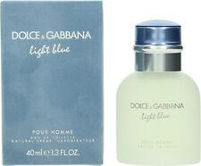 657121 DOLCE & GABBANA Eau de Toilette »Light Blue Pour Homme« 40 ml neu