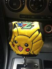 Pikachu Pokemon Car SUV Van Accessory : Automatic Shift Knob Gear Stick Cover