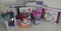 Rainbow Dreams 7pc Lot Brand New Girls Gifts Unicorn Lights Play Slim BeautyCup