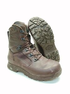 Haix Leather Gore-tex Boots Waterproof Hiking Walking Expedition British Army