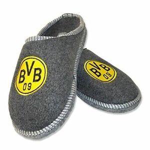 BVB Borussia Dortmund Hausschuhe / Pantoffel / Filzpantoffel