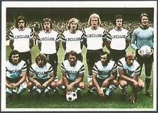 FKS 1975/76 SOCCER STARS '75'76-#335-RWD MOLENBEEK TEAM PHOTO