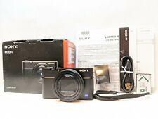 Sony Cybershot RX100 Mark VI / RX100M6 Digital Point Shoot Camera