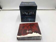Angel Season 1 - 5 30 Disc Dvd Set + Buffy Season 5 Used Free Shipping!