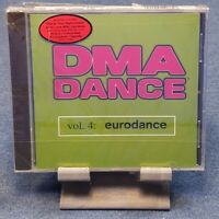 DMA Dance, Vol. 4: Eurodance by Various Artists (CD, Nov-1997, Priority Records)