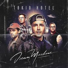 TOKIO HOTEL - DREAM MACHINE   CD NEW!