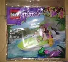 Lego 30115 - Friends - Olivias Jungle Boat Polybag / Promo