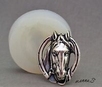 HORSE HEAD SILICONE MOULD CLAY FIMO CUPCAKE SUGARCRAFT RESIN MOLD PONY