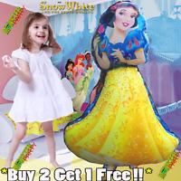 Snow White 3 Feet Disney Princess Birthday Party Balloons Balloon Party