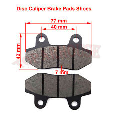 Front Disc Brake Pads Fit 50 110 125 140cc 150cc 160cc Pit Dirt Bike Pitster YCF