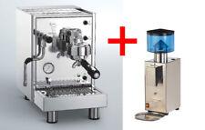 Bezzera Bundle Espressomaschine BZ09 und Kaffeemühle BB005M