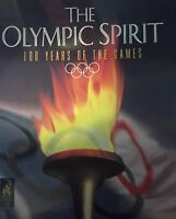The Olympic Spirit 100 Years Of The Games Softcover U.S. 1st.Ed. ISBN:0006382797