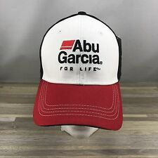 ca74aea6f4aec Abu Garcia for Life Baseball Cap Hat Adjustable Fishing Rod B8