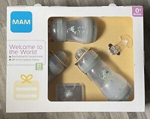 MAM Starterset - Welcome to the World Anti-Colic Flaschenset *Angebot*
