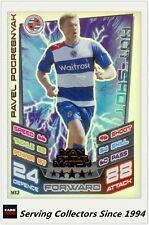 2012-13 Match Attax Extra Man Of Match Foil Card M12 Pavel Pogreenyak (Reading)