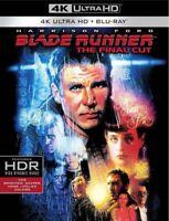 Blade Runner The Final Cut HDR 4K Ultra HD + Blu-ray + Digital | Harrison Ford
