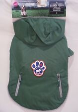 New listing New Canada Pooch Waterproof pet jacket Pacific Program Ultra rain protection 12
