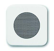 Zentralplatte BUSCH JÄGER 8253-214 REFLEX SI alpinweiß für Lautsprecher