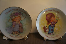 Avon Mothers' Day Collector Plates 1981 - 1983 (Lot of 3)