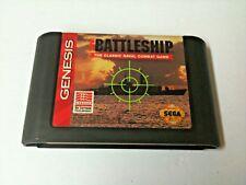 Super Battleship Sega Genesis Game - Cartridge Only M30
