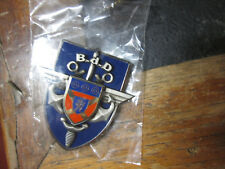 2°REG-Légion étrangère -insigne BDD-Saint Christol-