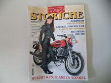 MOTO STORICHE E D'EPOCA 10/2004 TGM 50/LAVERDA 1000 BOL D'OR/SWM SILVER VASE 50