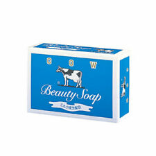 [COW BRAND] Beauty Bar Soap BLUE Jasmine Scent 100g JAPAN NEW