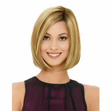 Lady Girl Bob Wig Women's Short Straight W/Bangs Full Hair Wigs Cosplay Party US