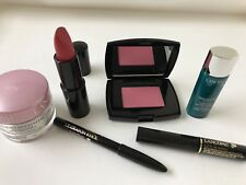 Lancome Gift Sets 6 Pcs Visionnair, Bienfait, Blush, Mascara, Le Crayon,Lipstick