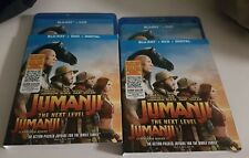 Jumanji the next level bluray dvd digital