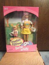 Easter Egg Hunt Barbie and Kelly - 1997