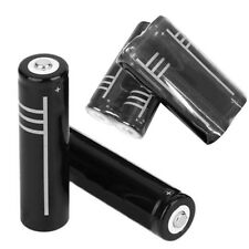 2Pcs 18650 6000mAh 3.7V Li-ion Battery Rechargeable for Torch Flashlight Rapture