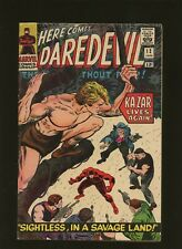 Daredevil 12 VG/FN 5.0 * 1 Book Lot * 1st Plunderer! Ka-Zar! Savage Land!