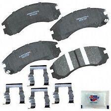 CARQUEST Brakes PXD723H Front Premium Ceramic Brake Pads