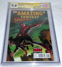 Amazing Fantasy #15: Spider-Man! #nn CGC SS Signature Autograph STAN LEE AF15 🔥
