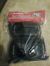 Razor Deluxe Child Multi-Sport Elbow & Knee Pad Safety Pro Set, Black | 96784
