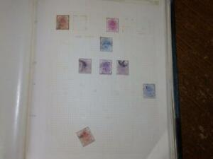 (5559) COMMONWEALTH AND WORLD STAMP COLLECTION ON ALBUM PAGES