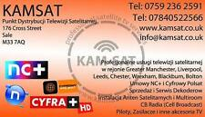 Montaż Anten Satelitarnych Liverpool Manchester N-ka Cyfrowy Polsat Cyfra NC+
