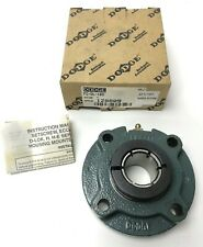 """NEW - DODGE 128809 FC-DL-103, 206 Ball Bearing Unit, 1 3/16"""" bore with COLLAR"""