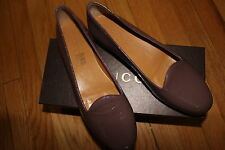 $520 GUCCI VERNICE NAPLACK OLD MAUVE SOFT PATENT LEATHER sz 39 ita/ 9 us