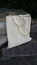 2 totes, 12oz Canvas tote,blank natural canvas tote bag, plain canvas tote bag