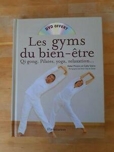 Les gyms du Bien-être - Catherine Selena Croizat ; Rafael Moreno (avec DVD)