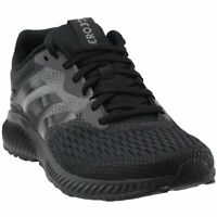 adidas Aerobounce Running Shoes - Black - Mens